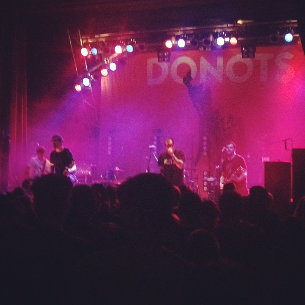 Vorband Three Cord Society