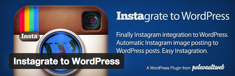 Instagram auf WordPress posten